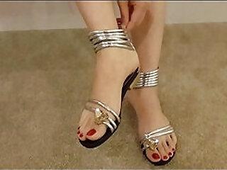 Beatiful chinese feet