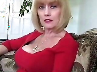 Mom double penetrated by son and friend
