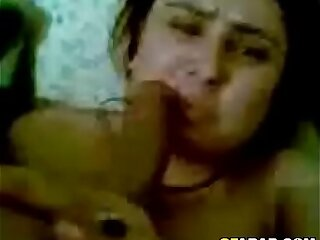 My Chubby Arab Sister Tries My Cock